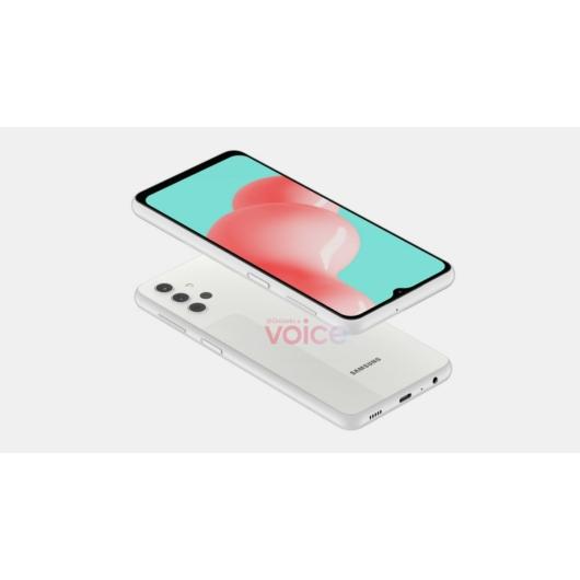 Samsung Galaxy A32 5G (A326B) 128GB Dual SIM - Fehér- Mobiltelefon