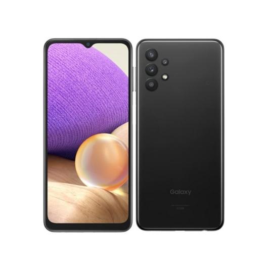 Samsung Galaxy A32 5G (A326B) Dual SIM 128GB - Fekete- Mobiltelefon