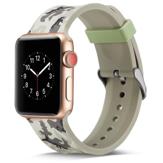 Apple Watch szilikon sportszíj - C13 - 38 mm/40 mm