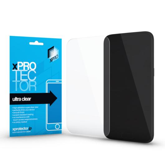 Ultra Clear kijelzővédő fólia Apple iPhone 12/12 Pro készülékhez