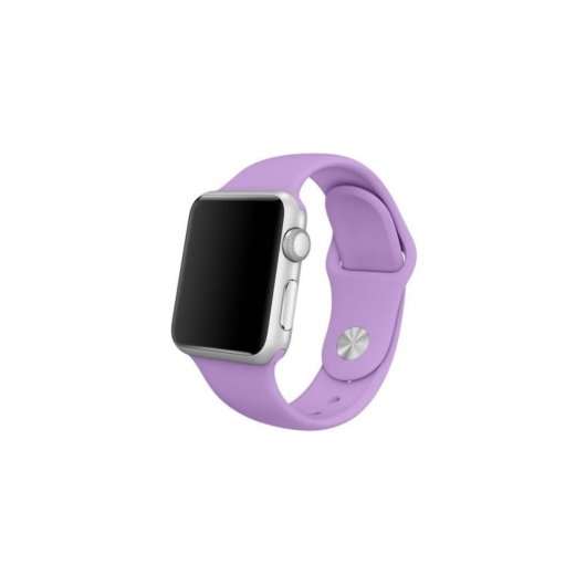 Apple Watch sportszíj - lila - 42 mm/44 mm