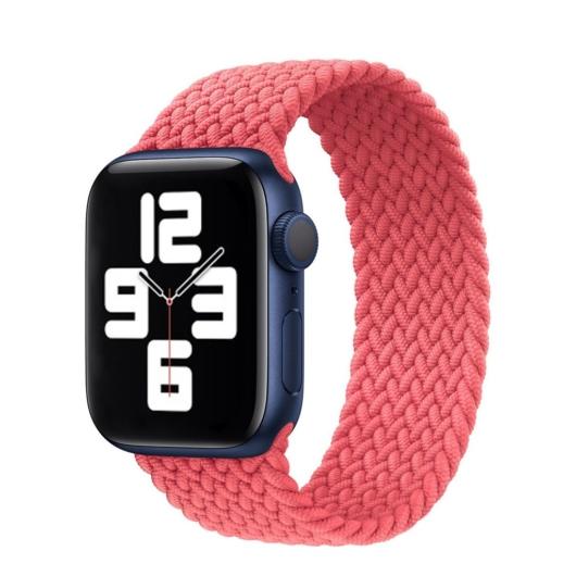 Apple Watch fonott körpánt - pink - 42 mm/44 mm, S-méret