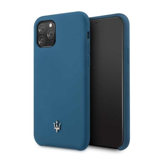 Apple iPhone 11 Pro Maserati Liquid Silicon Hátlap