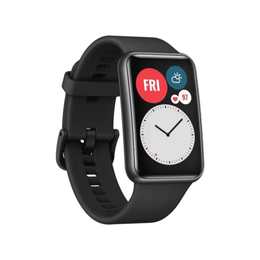 Huawei Watch Fit Black - okosóra
