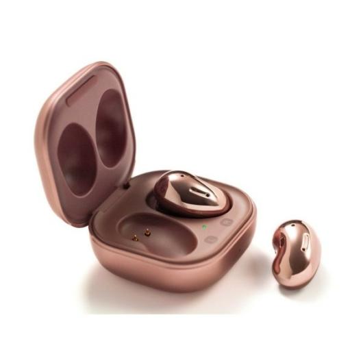 Samsung Galaxy Buds Live zajszűrős fülhallgató (SM-R180) - misztikus bronz