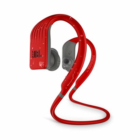 JBL Endurance Jump - bluetooth sport fülhallgató - piros
