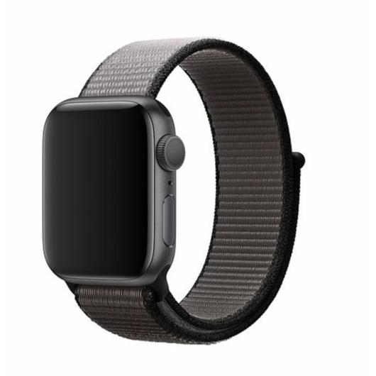 Apple Watch sportszíj - szürke - 40 mm
