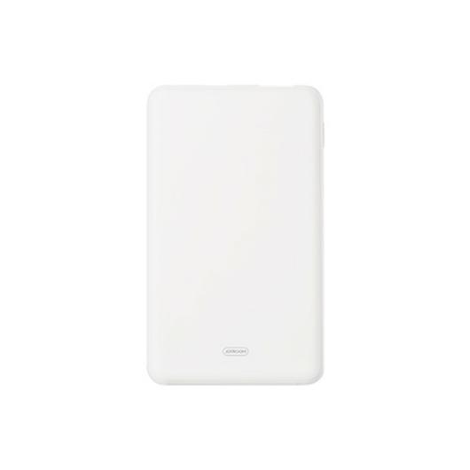 Joyroom D-M203 Invisible 5000 mAh Powerbank - Fehér - Tőltés Kijelzés
