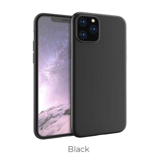 Apple iPhone 11 Pro HOCO Fascination TPU - Fekete