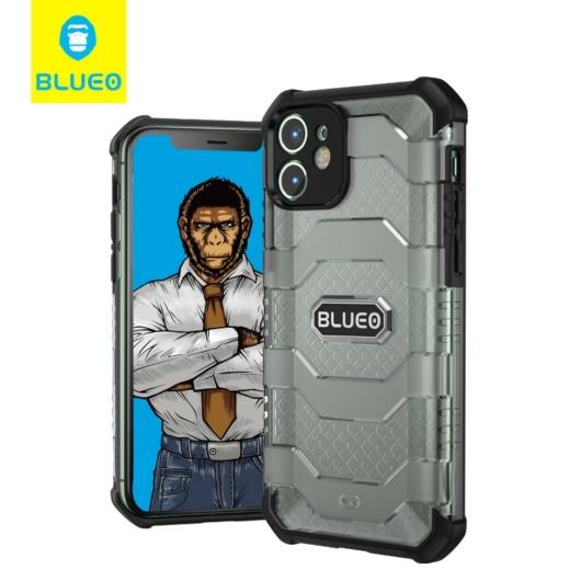 Samsung Note 20 Ultra Blueo Military Hátlap - Fekete - Defender/Ütésálló
