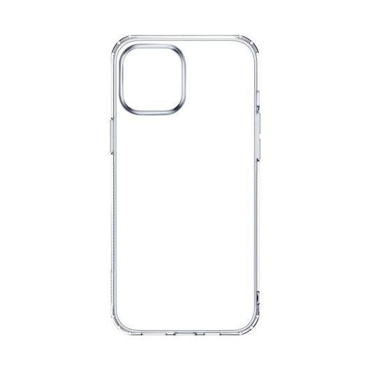 Apple iPhone 12 JOYROOM JR-BP790 New T TPU Hátlap - Átlátszó