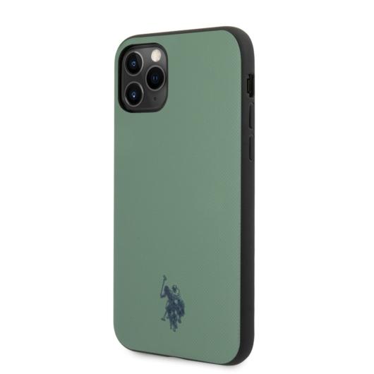 Apple iPhone 11 Pro U.S.Polo USHCN58PUGN Hátlap - Zöld