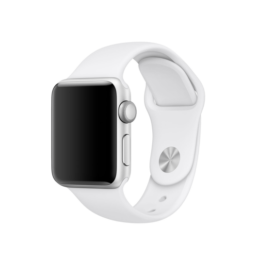 Apple Watch sport szíj. 38/40mm. Fehér
