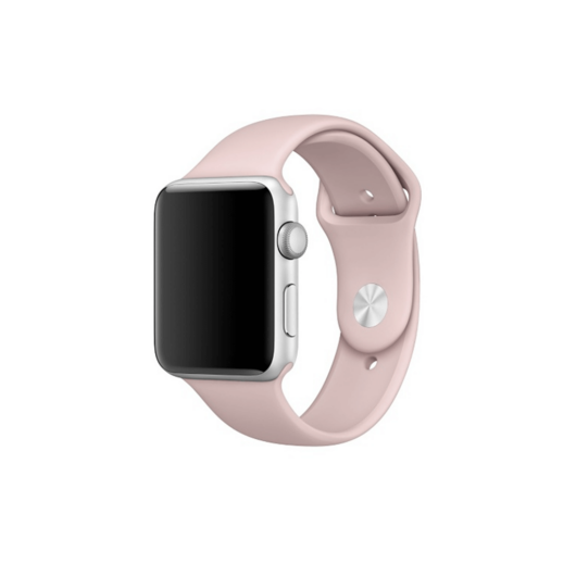 Apple Watch sport szíj Pink 42/44m