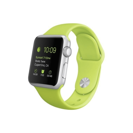 Apple Watch sport szíj Zöld 38/40mm