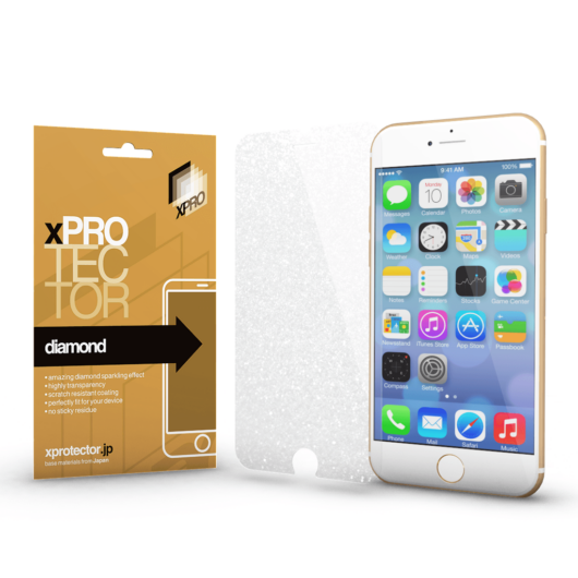 Diamond kijelzővédő fólia Apple iPhone 6 Plus / 6S Plus készülékhez