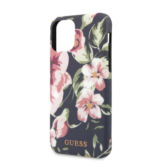 Guess tok Virágmintás (GUHCN61IMLFL03) Apple iPhone 11 készülékhez