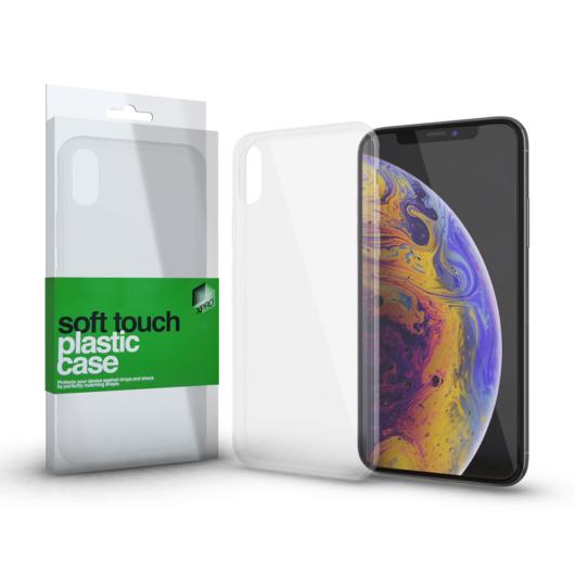 Hard Policarbonate Case átlátszó Apple Iphone 7Plus/8Plus készülékhez
