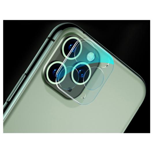 Kamera védő 3D. Apple Iphone 11
