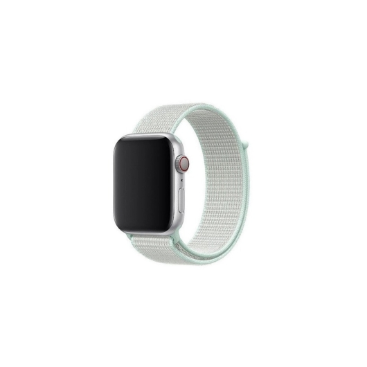 Apple Watch tépőzáras szíj Menta 42/44mm