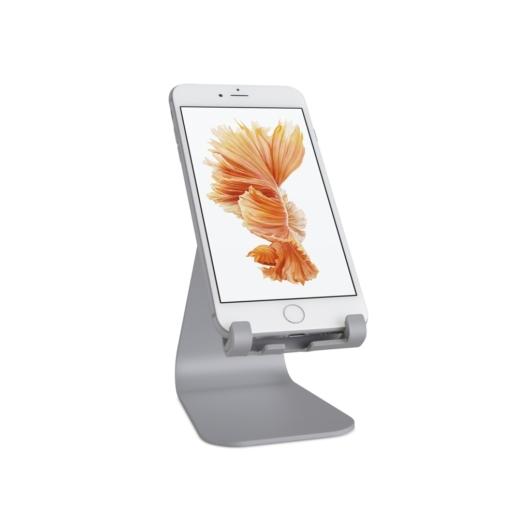 Rain Design mStand mobile – iPhone tartó telefon mobil állvány Asztroszürke