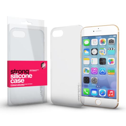Strong Szilikon tok 2mm Apple iPhone 7 Plus / 8 Plus készülékhez