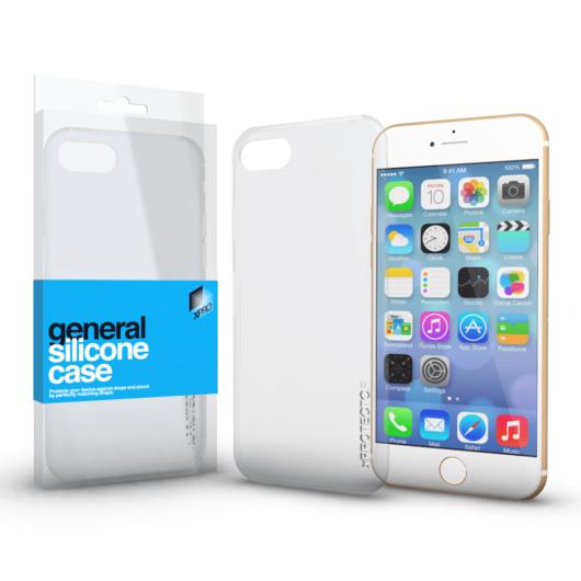 Szilikon tok Case ultra vékony 0.33 mm Apple iPhone 6 / 6S készülékhez