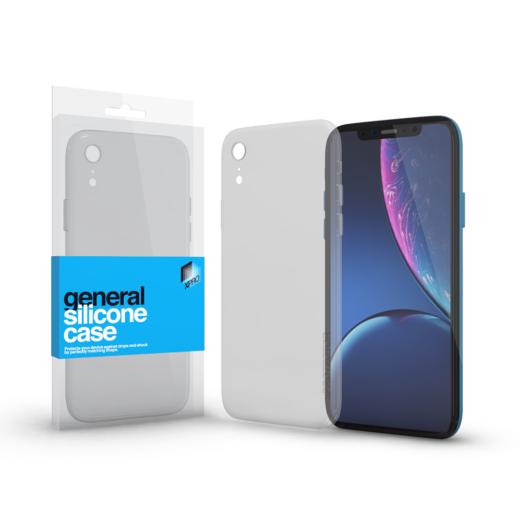 Szilikon tok Case ultra vékony 0.33 mm Apple iPhone Xr készülékhez