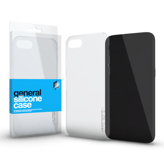Szilikon tok Case ultra vékony 0.33 mm Apple iPhone Xs Max készülékhez