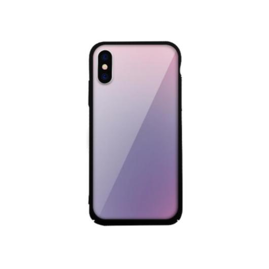 Tempered Glass tok lila (Clear) Apple Iphone Xr készülékhez