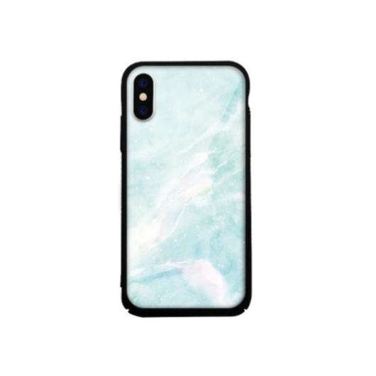 Tempered Glass tok kék (Cliff) Apple Iphone Xs Max készülékhez