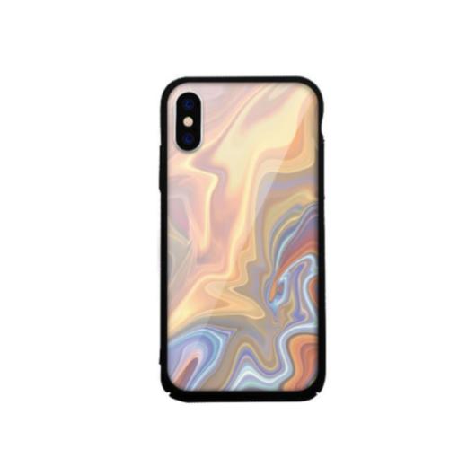 Tempered Glass tok színes (Stone) Apple Iphone X/Xs készülékhez