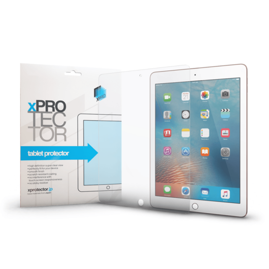Ultra Clear kijelzővédő fólia Apple Ipad Air 10.5″ (2019) készülékhez