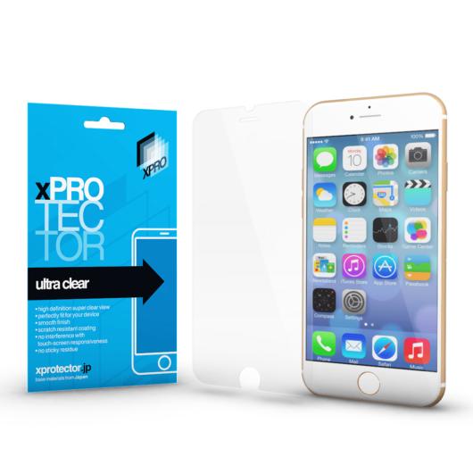 Ultra Clear kijelzővédő fólia Apple iPhone 7/8/SE (2020) készülékhez