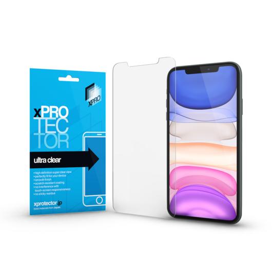 Ultra Clear kijelzővédő fólia Apple iPhone Xs Max/11 Pro Max készülékhez