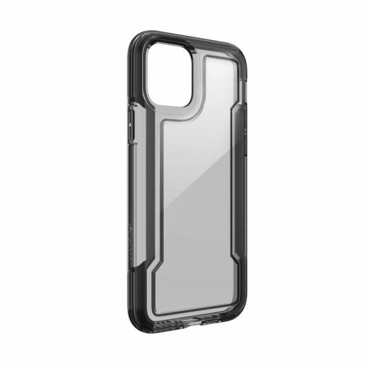 X-Doria Defense Clear védőtok Apple iPhone 11 Pro készülékhez. Black