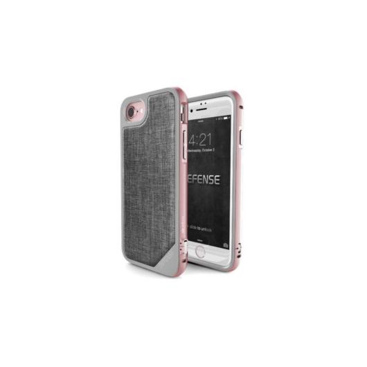 X-Doria Defense Lux védőtok Apple iPhone 6/6S készülékhez. Rozéarany