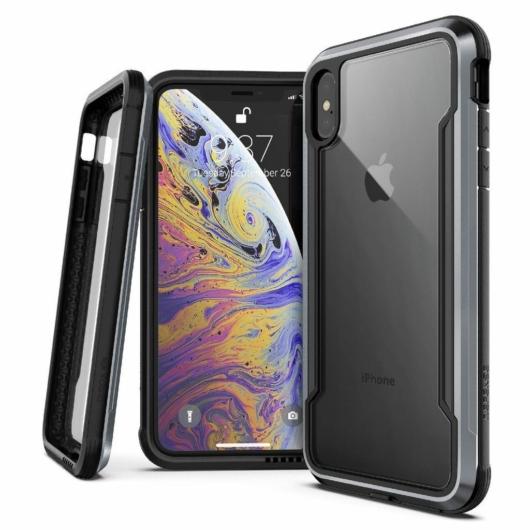 X-Doria Defense Shield védőtok Apple iPhone XS Max készülékhez. Black